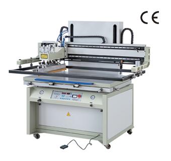 машина печати футболок
