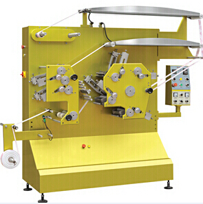 Flexo Tela Label Printing Machine (4 colores + 2Color)